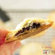 cherry pie cookies recipe its yummi bites of food and life