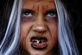 Halloween Skeleton Makeup For Kids by Easy Halloween Makeup Part 3 Witch Skeleton U0026 Bat Dog Fake