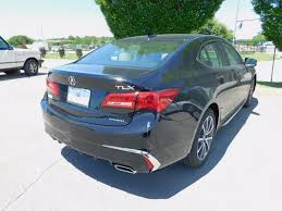 Acura Tlx Spec New 2018 Acura Tlx 3 5 V 6 9 At Sh Awd With Technology Package