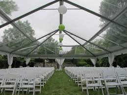 tent rental cost clear top ceremony blue peak tents inc