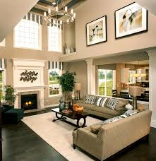breaking up a two story wall two story family room pinterest