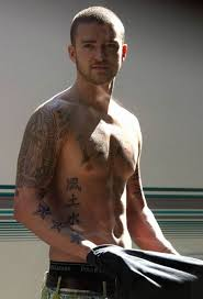 justin timberlake u0027s shirtless oevre better than channing tatum