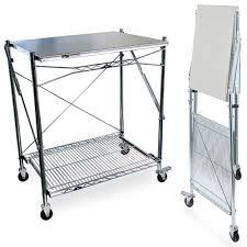 Stainless Steel Folding Table Intermetro Stainless Steel Folding Work Table In Restaurant