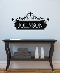 wall decals stickers home decor home furniture diy custom name plaque vinyl decal wall decor stickers letters words home decor gift