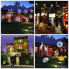 christmas projection lights christmas projector lights yming waterproof 14 moving pattern