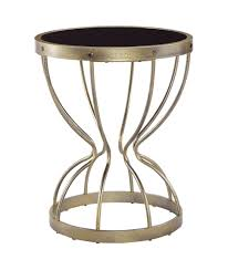 round glass and metal end tableround metal end tables for living
