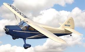 stinson voyager 108 for sale pilot 1 stinson 108 blue 1 8 scale arf from hobby express