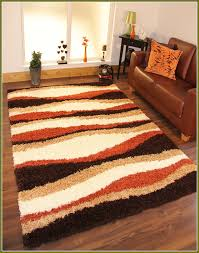 Rust Bathroom Rugs Brown And Orange Rugs Rug Designs