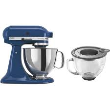 Kitechaid Kitchenaid Artisan 5 Qt Willow Blue Stand Mixer Ksm150psbw 3 Kit