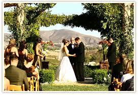 california weddings winery weddings in southern california wine country south coast