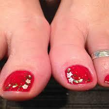 summer sandals and nail art foushee salonspa