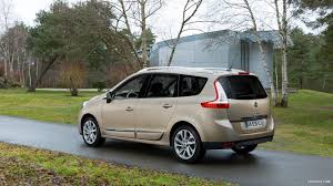 renault grand scenic 2016 2014 renault grand scénic beige rear hd wallpaper 2