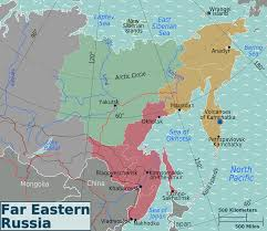 Moscow Russia Map Russia Far East Travel Development Innovations Com