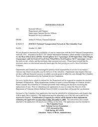 dav disabled american veterans memo national transportation progra u2026