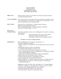 Sample Resume For Baker by Clerical Resume Examples