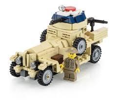 lego rolls royce new release rolls royce armored car tan brickmania blog