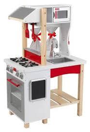 cuisine familiale kidkraft cuisine en angle enfant contemporaine cuisines en bois pour