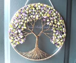 never miss this handmade tree of wall decor for your