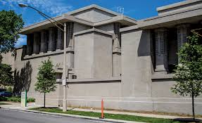 restoration of frank lloyd wright s unity temple unveiled 2017 05