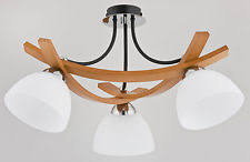 Wooden Chandelier Modern Wooden Modern Ceiling Chandeliers Ebay