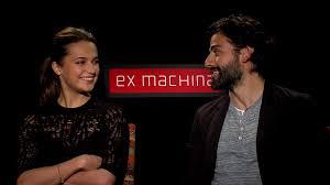 ex machina official trailer