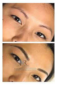 makeup classes ta fl naturalines permanent makeup brow gallery ta fl