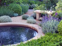 garden design with growing moss landscaping ideas and hardscape