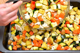 how to season vegetables for a roast 13 steps with pictures