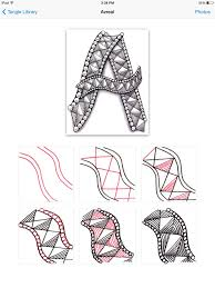 zentangle pattern trio 852 best zentangled images on pinterest zentangle patterns