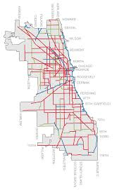 Austin Bike Map by More Bike Lanes In Chicago Chicago Tribune