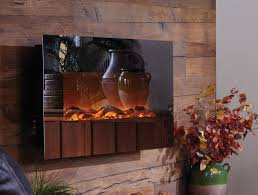 touchstone mirror onyx wall mount electric fireplace u0026 reviews