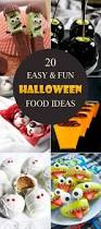 easy u0026 fun halloween food ideas