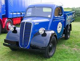 Ford Old Pickup Truck - fordson e83w wikipedia