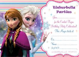 frozen party invitation iidaemilia com