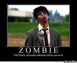 Meme Zombie - zombie eat brain by bizugodaterra meme center