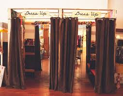 Dressing Room Curtains Designs Boutique Dressing Room Curtains Gopelling Net