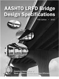 aashto lrfd bridge design specifications 5th edition pdf