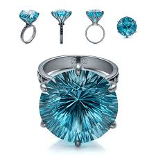 blue fashion rings images These are the biggest rings joseph jewelry has ever made and they png