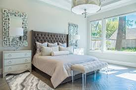 Master Bedroom Wall Coverings By Design Interiors Inc Houston Interior Design Firm