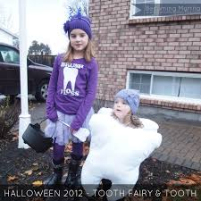 halloween 2012 the tooth fairy and her tooth becoming martha