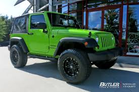 jeep matte green jeep wrangler vehicle gallery at butler tires and wheels in