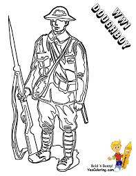 army coloring page awesome projects world war 1 coloring pages at