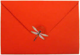 How To Make A Card Envelope - how to make an envelope in 1 minute