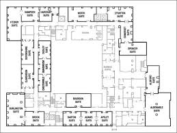 Floor Plan For Hotel Floor Plans Grosvenor House A Jw Marriott Hotel Meeting Room