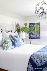 summer guest bedrooms home tour life on virginia street
