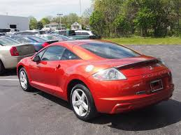 orange mitsubishi eclipse in ohio for sale used cars on