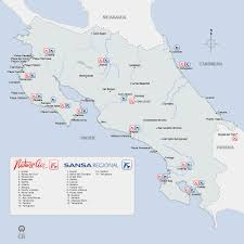San Jose Airport Terminal Map by Sjo Airport Transportation Tourism Guide