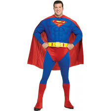 superman dc comic film tv mens ladies superhero fancy dress
