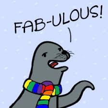 Homophobic Meme - image 261307 homophobic seal know your meme