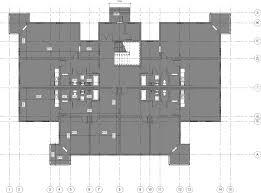 Apartment Building Floor Plans 3d Apartment Building Arhitecture Cgtrader